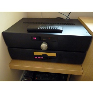 Tule Audio Spirit iA60/Thule Audio Spirit CD100