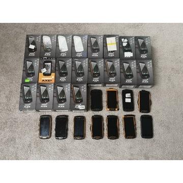 Zestaw Smartfon myPhone Hammer Axe/Axe Lte 10 szt.
