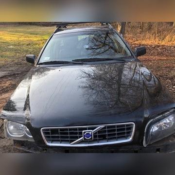 Volvo v40 po wypadku