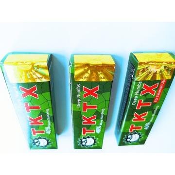 TKTX Moro 40% krem znieczulający bez recepty max
