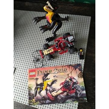 LEGO 7295 Dino Buggy Chaser