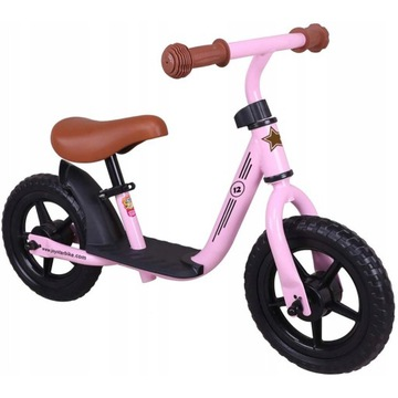 Rower Biegowy 12 Dziecięcy Dziewczynki Jeździk