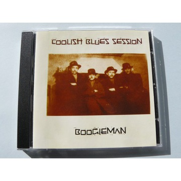 Coolish Blues Session - Boogieman 2004 Kulisz