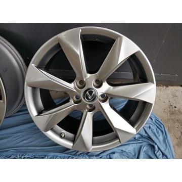 "Piękne felgi Lexus 18"" 5x114,3 felgi aluminiowe"