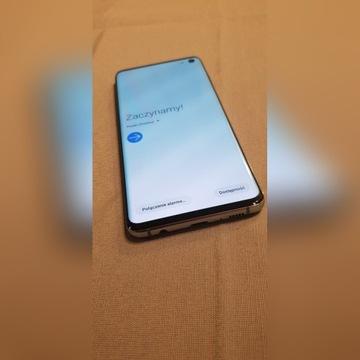 Samsung Galaxy s10 128 gb zielony