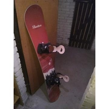 Deska Burton Cruzer 134 Snowboardowa