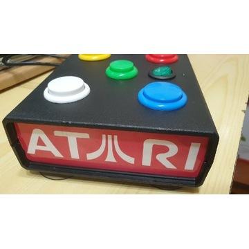 3 fajerowy joystick arkadowy do Atari Amiga C64