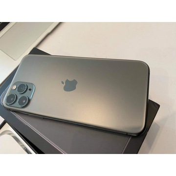 IPhone 11 pro 64gb 94%bateria idealny
