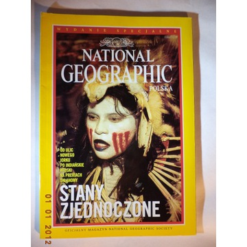 NATIONAL GEOGRAPHIC - Stany Zjednoczone