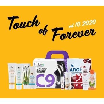 Oczyszczanie Clean 9  z zestawem 17 produktów