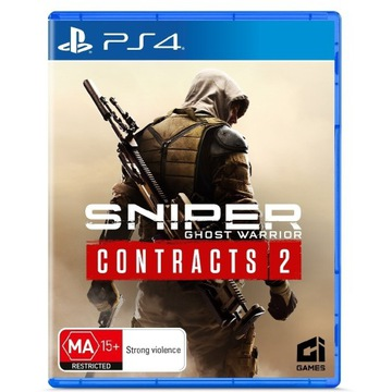 Sniper Ghost Warrior Contracts 2 PS4/ PS5 PL!