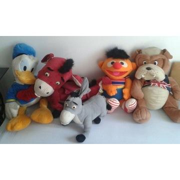 Kaczor Donald - Myszka Miki . Maskotki Disney