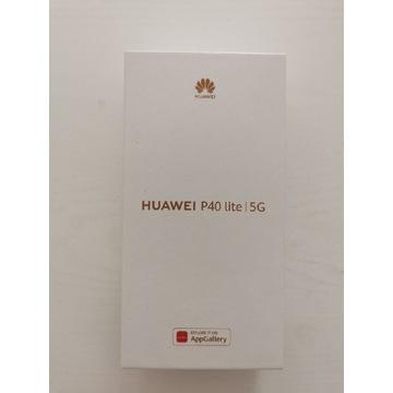 Sprzedam nowy Huawei P40 Lite 5G 128 GB!