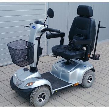 Skuter wózek inwalidzki Invacare Orion wygodny