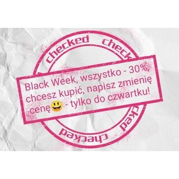 BLACK WEEK, wszystko - 30%