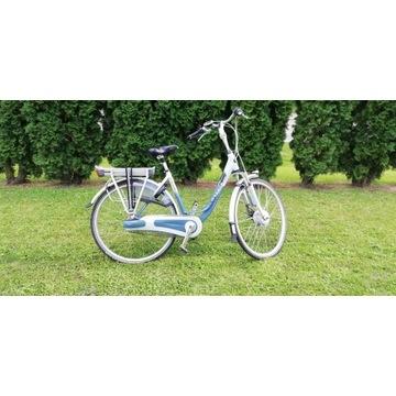 Rower elektryczny Gazelle Orange Plus Innergy T7.