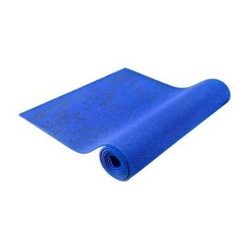 Spokey LIGHTMAT II mata fitness, niebieska, 1 szt.