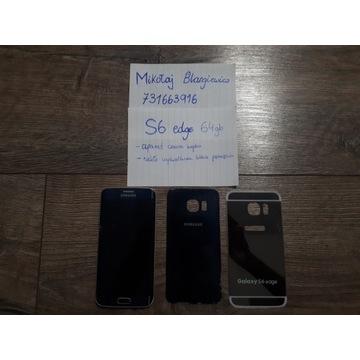 Samsung S6 Edge i Samsung S7 Edge części/całość