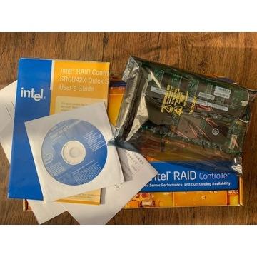 INTEL SRCU42X SCSI RAID PCI-X SCSI320-2X