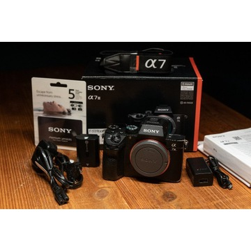 Sony a7 III A7III Gwarancja +5 lat do 05/2023