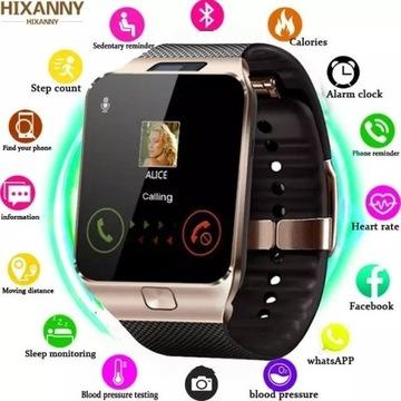 Smartwatch zegarek z kamerą