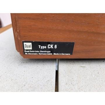 Dual typ CK 6 -plinta