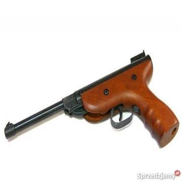 Pistolet Wiatrowka Pistoletowa S-2 4,5 mm
