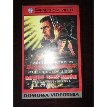 Blade Runner - wersja reżyserska - VHS