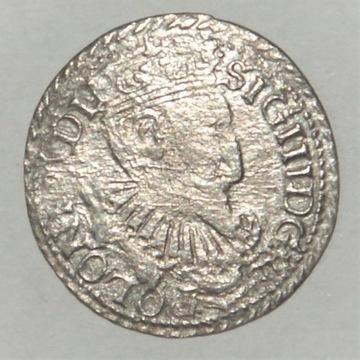 3 Grosze ZYGMUNT III WAZA  1597