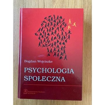 Psychologia społeczna - Bogdan Wojciszke