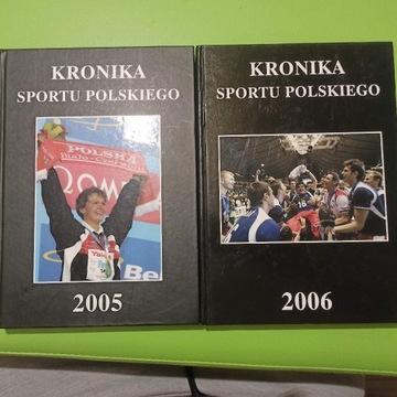 Kronika sportu Polskiego