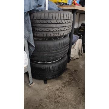 Opony letnie Bridgestone Potenza 215 40 R17 4szt