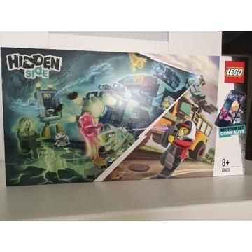 Lego Hidden Side 70423