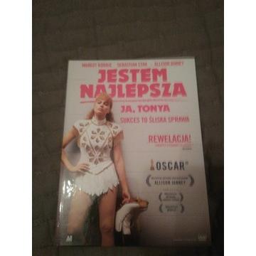 JESTEM NAJLEPSZA. JA TONYA DVD