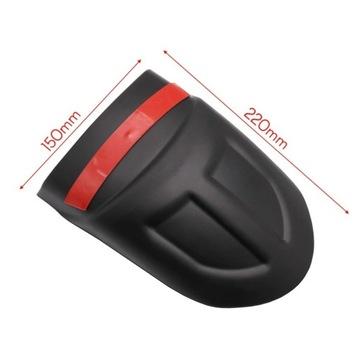 Przedłużenie Błotnika Honda NC700/750 S/X [12-15]