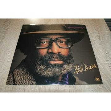 NOVEMBER 1981- Bill Dixon