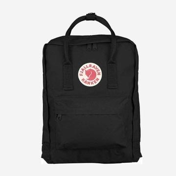 Kanken plecak 16 litrowy Black czarny