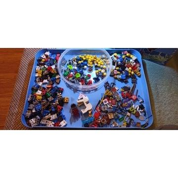 Mix części Ludzików LEGO