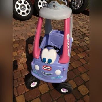 Jeździk Little Tikes samochodzik autko podłoga