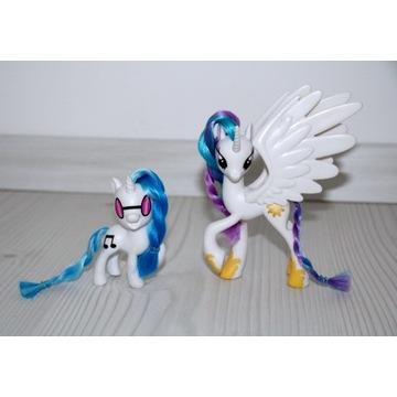 My Little Pony Celestia i Dj Pon Nowa Generacja
