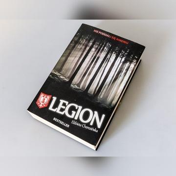 Legion - Elżbieta Cherezińska - książka używana