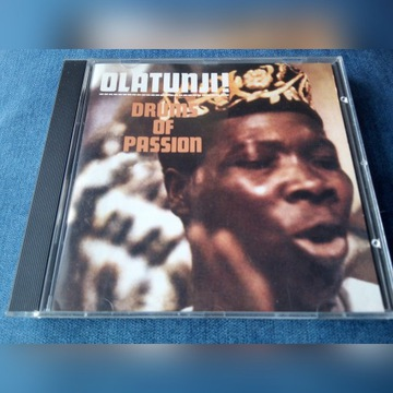 OLATUNJI - DRUMS OF PASSION - SACD DSD