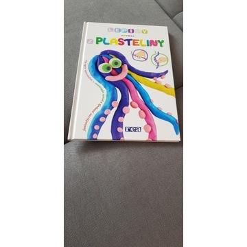 Książkę Lepimy z plasteliny