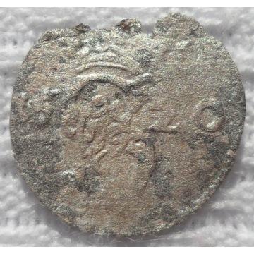 WKL Zygmunt III Waza Dwudenar litewski 1620 Srebro