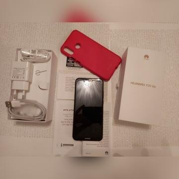 Huawei P20 lite + Huawei band A2
