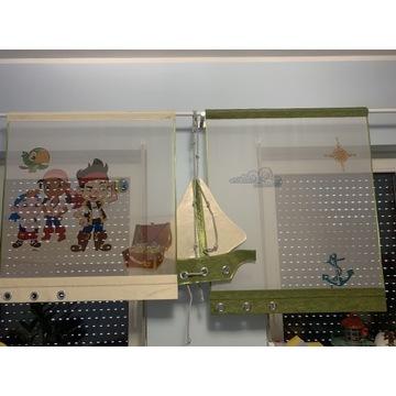 Firany panele pokój dziecka