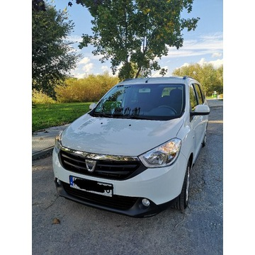 Dacia lodgy 1.6 benzyna