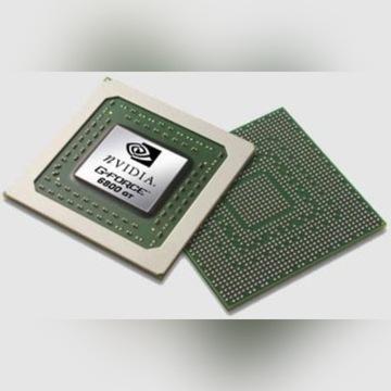 Nowy Układ Chip NVidia GF6800go 1HGT00830 0446A3