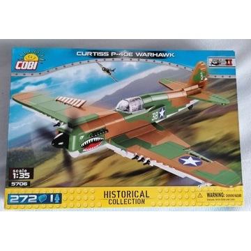Cobi Myśliwiec Curtiss P-40E Warhawk, 5706
