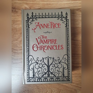 Anne Rice Vampire Chronicles Barnes and Noble